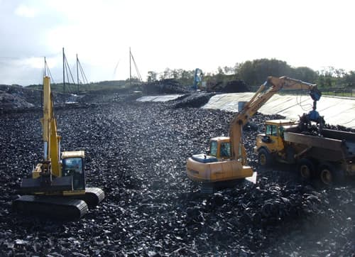 Used Tyre Derived Stone Aggregate Replacement (UTDAR)